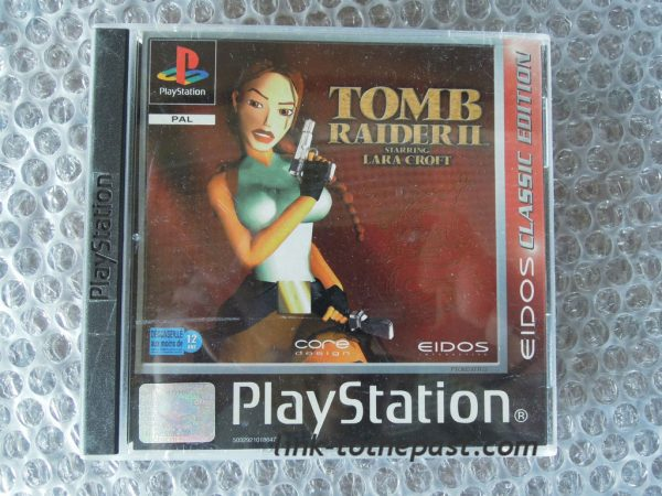 TOMB RAIDER 2 Starring Lara Croft