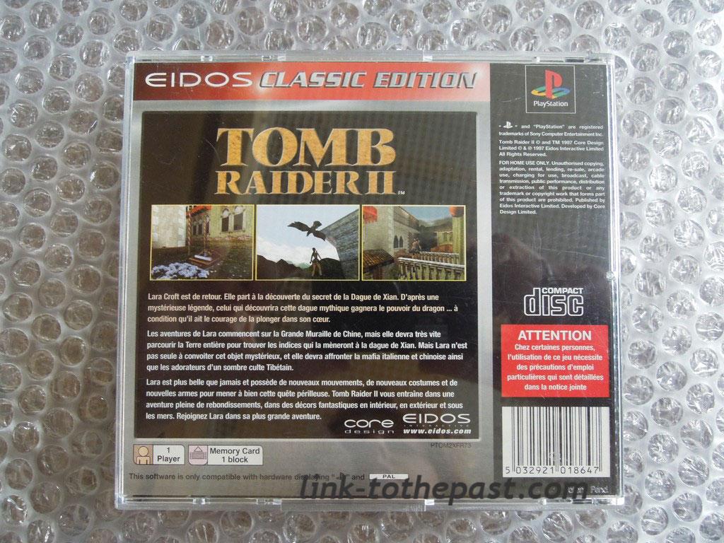 TOMB RAIDER 2 Starring Lara Croft