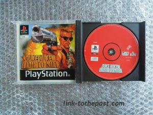 DUKE NUKEM Time to Kill PS1