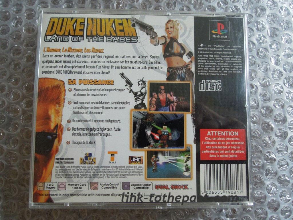 DUKE NUKEM Land of the Babes