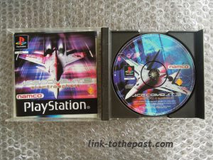 ACE COMBAT 3 Electrosphere ps1