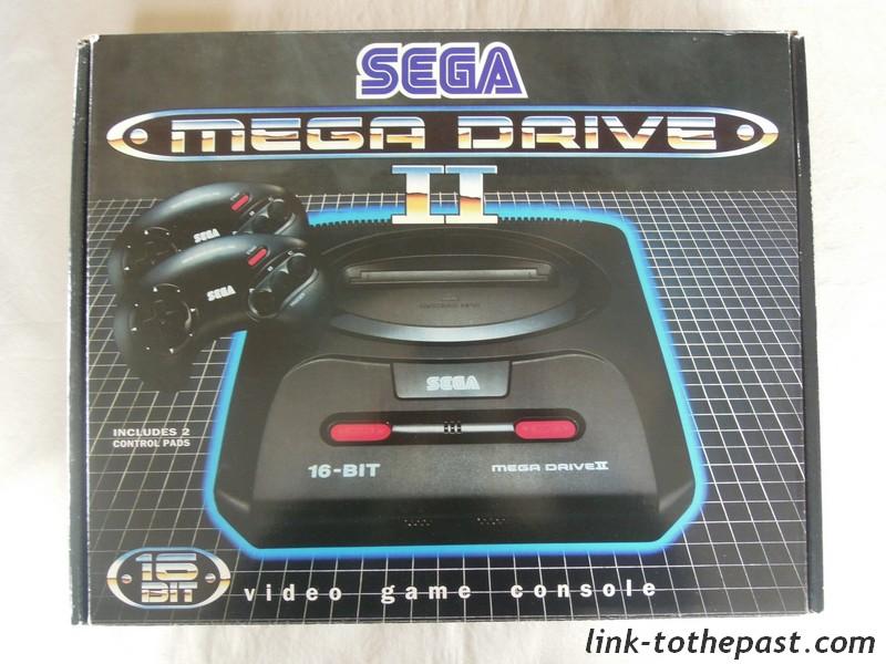 Boite Sega Megadrive 2