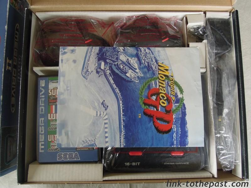 Console Megadrive Sports