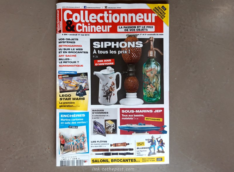 magazine collectionneur chineur