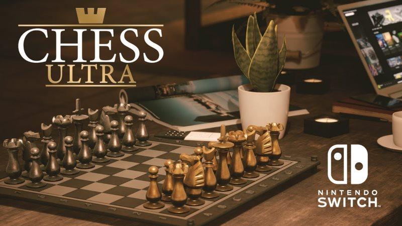 Test de Chess Ultra sur Switch : Jouez aux échecs contre la Mort 1
