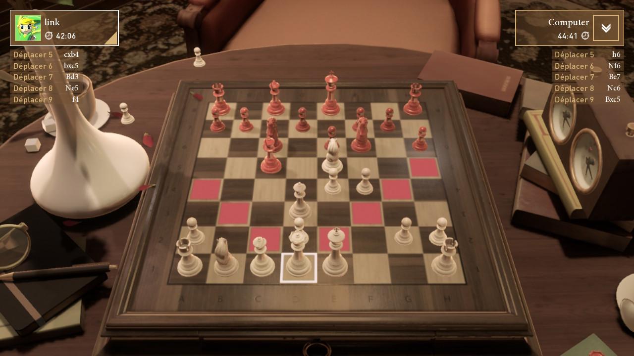 ultra chess staunton