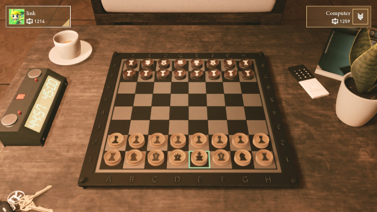 ultra chess pions